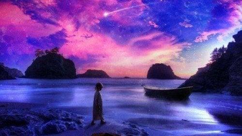 Die inspirierende Legende vom Kind und dem Seestern
