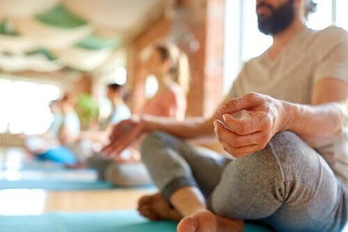 Meditationsunterricht