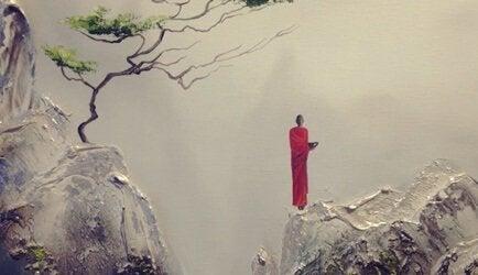 3 Zen-Lektionen über Angst