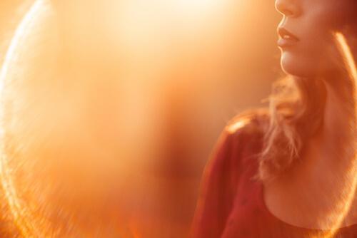 Hast du gewusst, dass uns eine spirituelle Haltung bei der Stressbewältigung helfen kann?