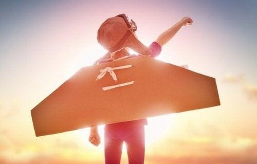 Der Batman-Effekt: Wie man Kindern Ausdauer beibringt
