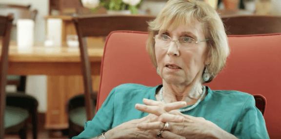 Christina Grof: der spirituelle Aspekt der menschlichen Natur