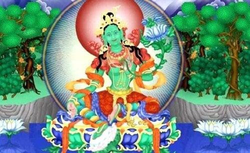 Das Grüne Tara-Mantra: Eine befreiende Übung