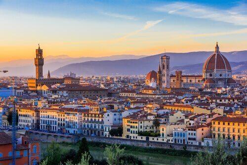 Florenz, die Geburtsstadt des Stendhal-Syndroms