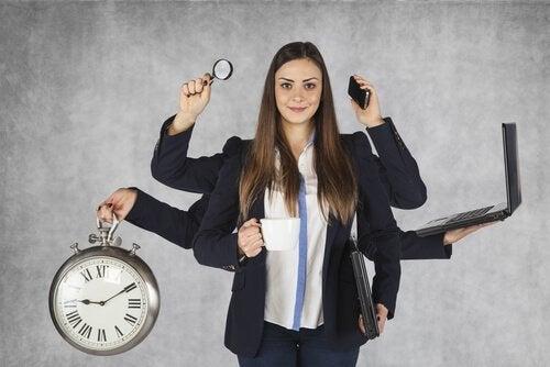 Was ist ein Workaholic?