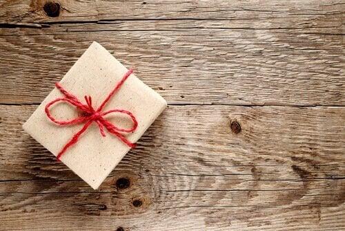 Eine Belohnung ist nicht immer ein Geschenk.
