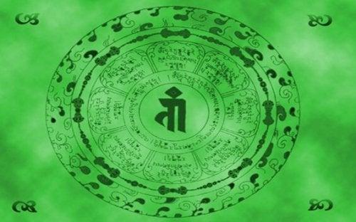 Das Grüne Tara-Mantra