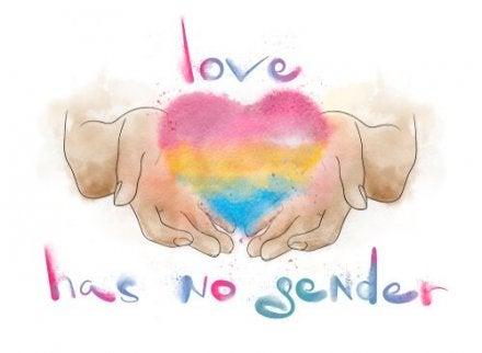 Liebe hat kein Geschlecht.
