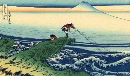 Der Samurai und der Fischer: Eine wundervolle Geschichte