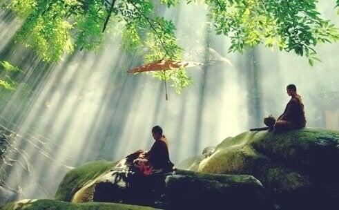 7 Schlüssel, um laut dem Zen-Buddhismus unsere Energie erhalten zu können
