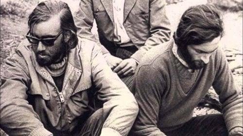 Nando Parrado und Roberto Canessa