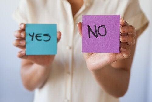 Warum ist es wichtig, zu lernen, nein zu sagen?