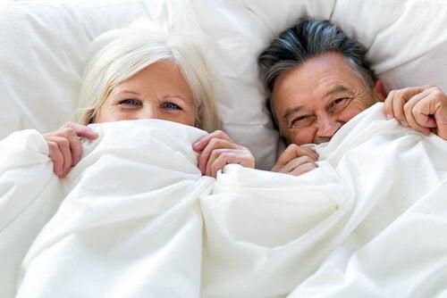 Alterssexualität als Tabuthema? - Nicht bei diesem Paar