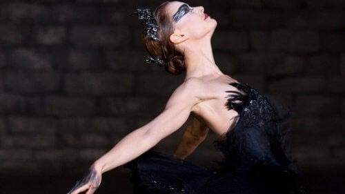 "Tanzszene im Film ""Black Swan"""
