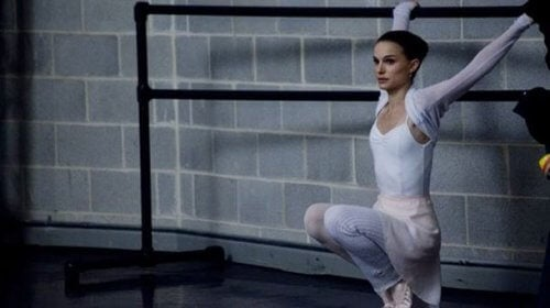 "Balletttraining im Film ""Black Swan"""