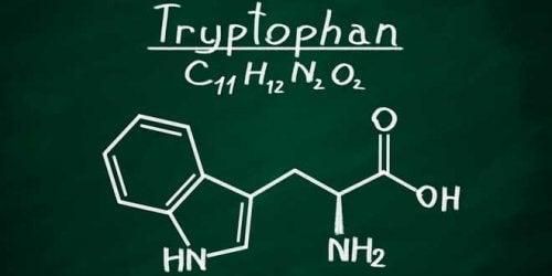Tryptophan-Formel