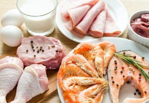 Drei tryptophanreiche Lebensmittel