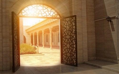 Die Loci-Methode: die Tür zum Gedächtnispalast