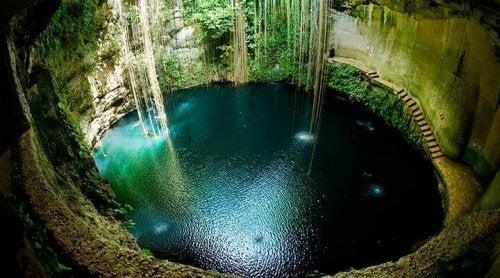 Yucatan-Cenoten