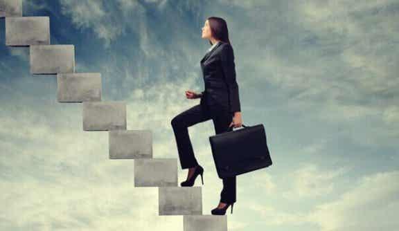 Die einzelnen Stufen des Arbeitslebens