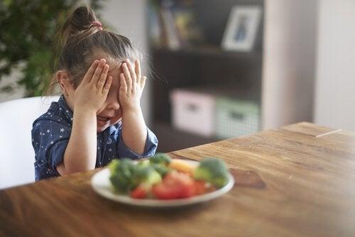 Was ist eine Nahrungsmittel-Neophobie?