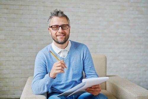 Ein pädagogischer Psychologe