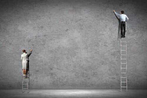 Die Diskriminierung von Frauen in der Führungsebene