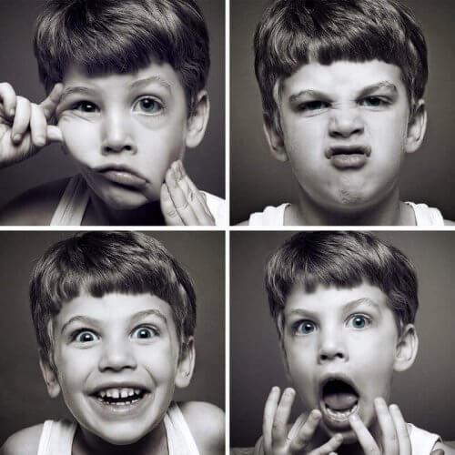 Ein Kind als Emotionsprofi kann andere Emotionen erkennen.