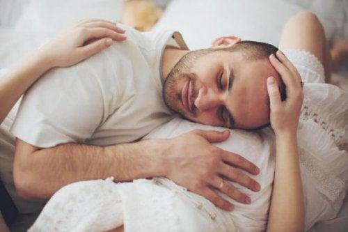 Das Couvade-Syndrom - oder Schwangerschaft aus Sympathie