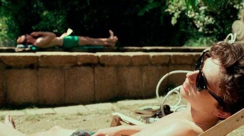 """Den Sommer genießen - eine Filmszene aus """"Call Me by Your Name"""""""