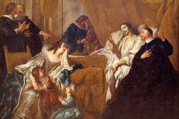 Der Tod von Ludwig XIII