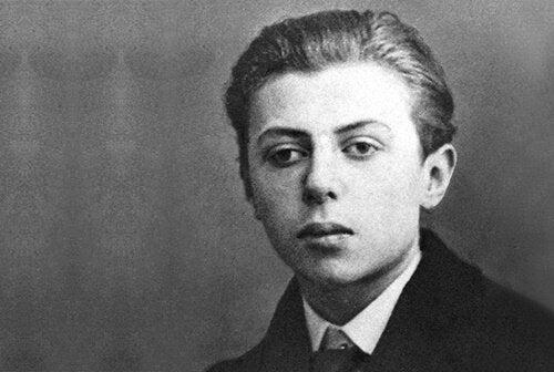 Jean-Paul Sartre als Teenager