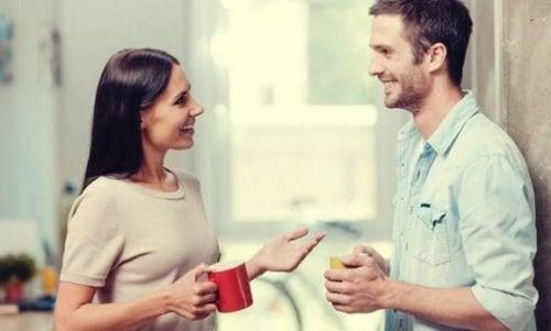 Warum fühlen wir uns nicht wohl, wenn wir ein Kompliment erhalten?