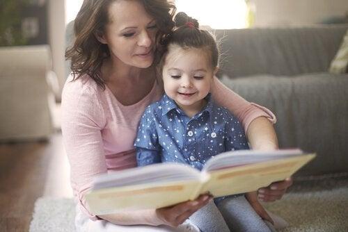 Die Vorteile davon, kleinen Kindern vorzulesen