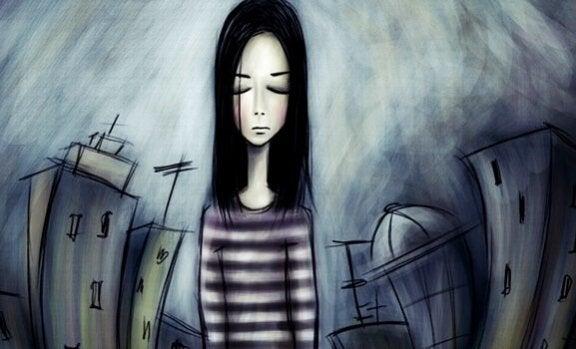 Wie hängen das Selbstwertgefühl und Depressionen zusammen?