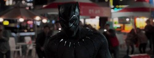 "Szene aus ""Black Panther"""
