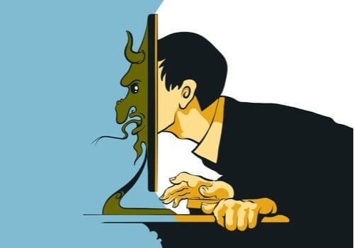 Die Verwandlung vom normalen Internet-User zum störenden Troll im Netz