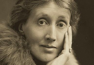 Bild von Virginia Woolf