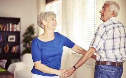 Die Vorteile von Tanz im Alter