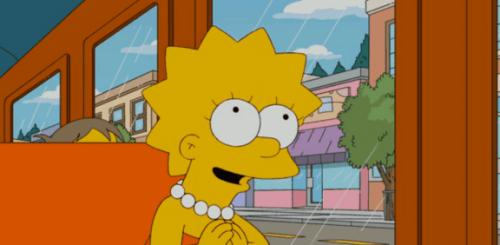 Lisa Simpson: Die Last des Klugseins
