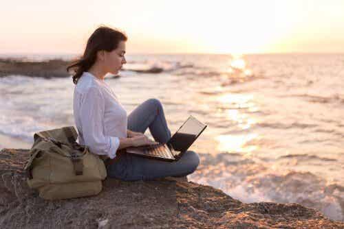 Downshifting, um Stress abzubauen