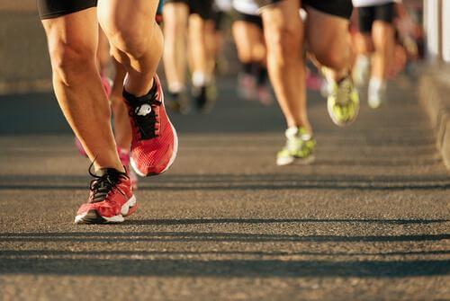 Einen Marathon laufen: Der Geist bezwingt den Körper!