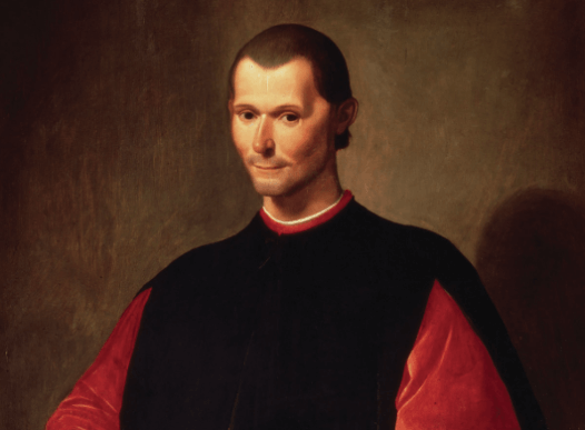5 Zitate von Niccolò Machiavelli