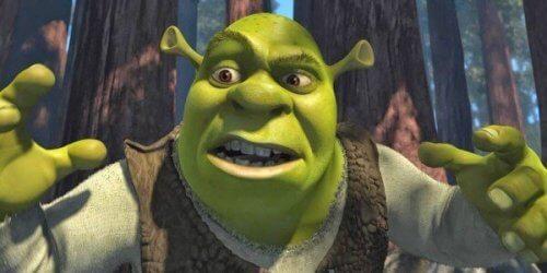 Shrek versteht von gesunder Einsamkeit.