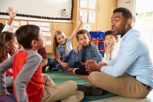 Zu Beginn des Schuljahres lässt sich das Management im Klassenzimmer am einfachsten festlegen.