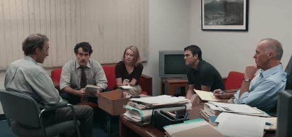 Spotlight: Von der Wichtigkeit des Journalismus