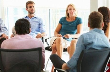 Wie kann man ein Bewerbungsgespräch in der Gruppe erfolgreich bewältigen?
