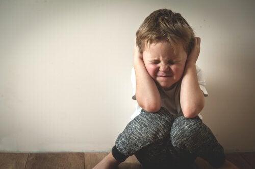 Kind muss lernen, mit Stress umzugehen