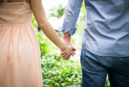 Die Wichtigkeit der Bindung in einer Beziehung