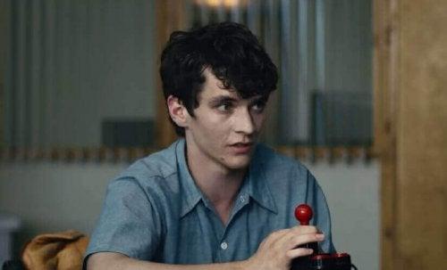 Stefan Butler, Protagonist von Bandersnatch